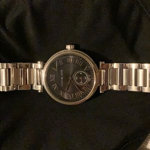 Michael Kors large face women's watch